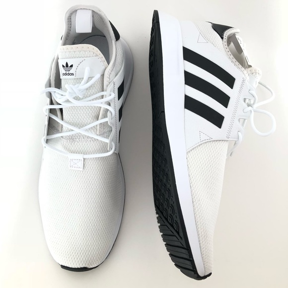Adidas Originals Men s X PLR White Black Sneakers 48d618dd3